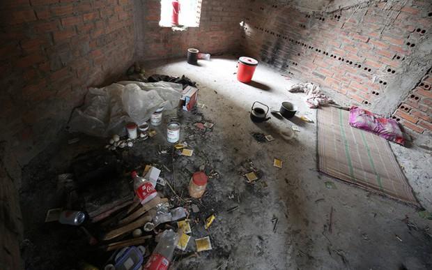 Hà Nội: Biệt thự triệu đô biến thành nơi chích ma túy, kim tiêm vứt thành đống - Ảnh 5.