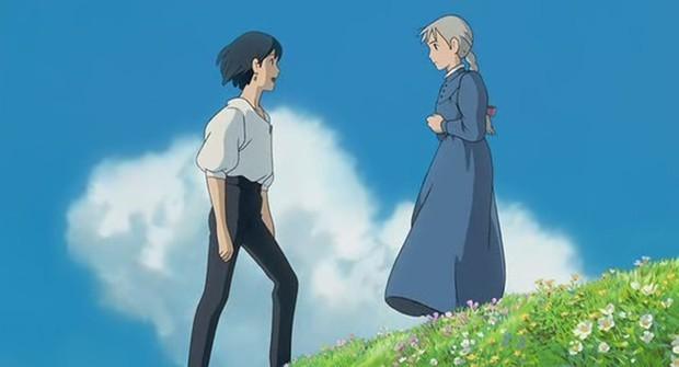 5 câu chuyện tình hay nhất của Studio Ghibli - Ảnh 5.