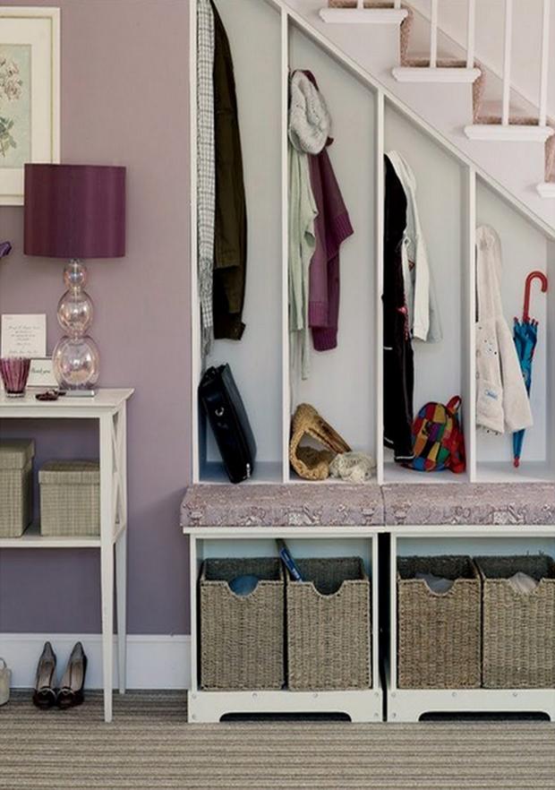 15 ý tưởng nội thất tận dụng gầm cầu thang vừa hiệu quả, vừa đẹp - Ảnh 9.