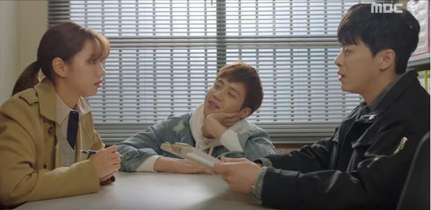 Two Cops: Đang điều tra, Jo Jung Suk bỗng nhận ra điều bất ngờ ở chính mình - Ảnh 5.