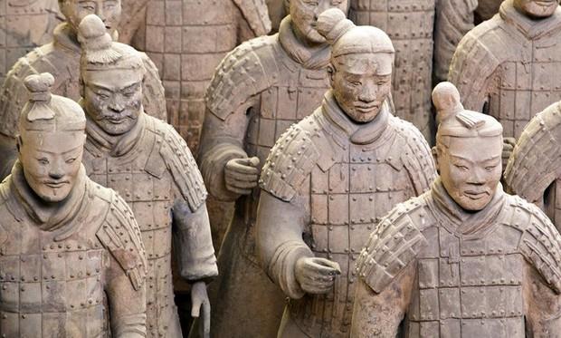 Bí ẩn ít ai biết đến về gương mặt đội quân đất nung của Tần Thủy Hoàng - Ảnh 5.