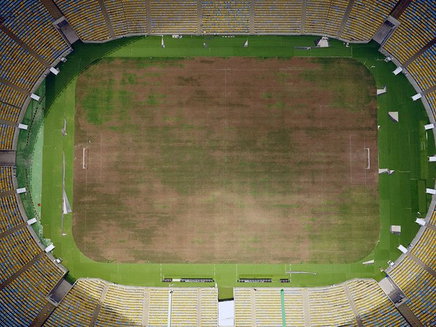 Mới chỉ hơn 6 tháng thôi mà các công trình Olympic Rio đã tan hoang như thế này - Ảnh 6.