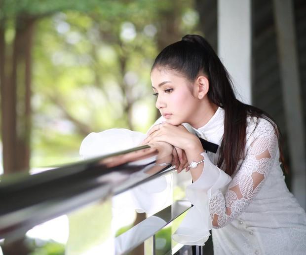 Vẻ đẹp ngọt ngào tựa nữ thần của hot girl Thái Lan không cần thả thính cũng khiến nhiều chàng trai tự đổ - Ảnh 6.