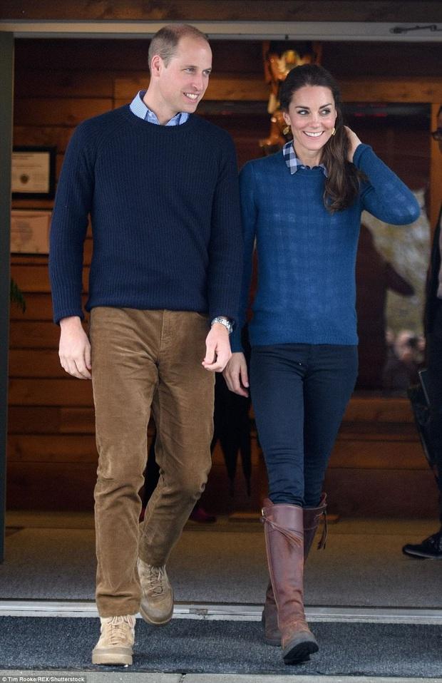 """Ít ai biết được rằng Công nương Kate và Hoàng tử William luôn chủ ý diện đồ """"tông xuyệt tông"""" - Ảnh 6."""