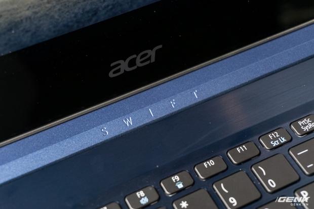 Acer trình làng laptop Swift 3 chạy vi xử lý Core I thế hệ thứ 8 đầu tiên về Việt Nam, giá 16,99 triệu đồng - Ảnh 6.
