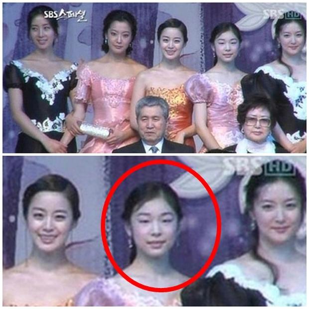 Là nữ thần sắc đẹp Hàn Quốc, Kim Tae Hee có bị lu mờ khi đứng cạnh các đại mỹ nhân khác? - Ảnh 12.