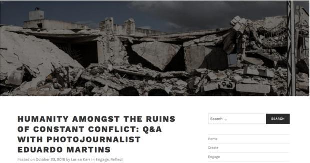 """Mánh khóe tinh vi của """"nhiếp ảnh gia chiến tranh"""" chỉ ngồi nhà mà lừa được hàng chục kênh thông tin hàng đầu thế giới - Ảnh 6."""