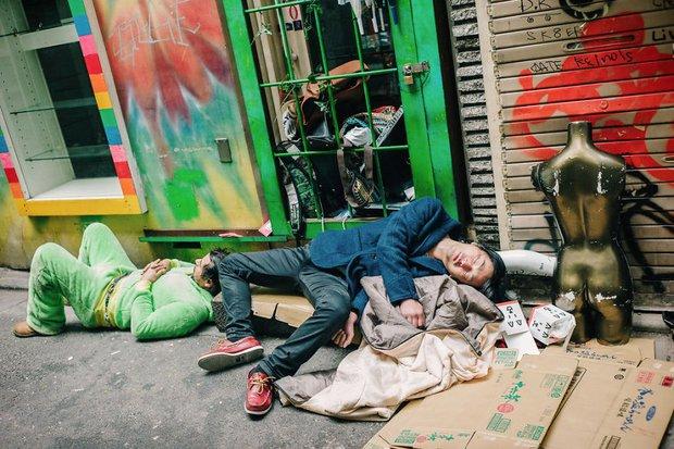 Những gã say xỉn từ ga tàu cho đến đường phố: Nét văn hóa tiệc tùng của giới công sở Nhật Bản - Ảnh 5.