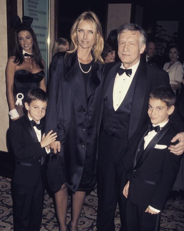 Chuyện thừa kế gia tài bạc tỷ của ông chủ tạp chí Playboy: Người nhận tất cả, người không đồng nào - Ảnh 6.