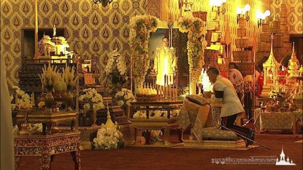Thái Lan: Quân đội nấu ăn cho người dân đến viếng Quốc vương - Ảnh 6.