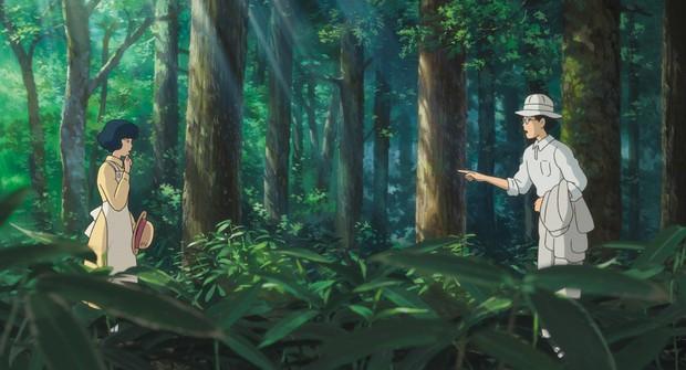 5 câu chuyện tình hay nhất của Studio Ghibli - Ảnh 6.
