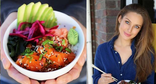 Bạn muốn sống khỏe như những ngôi sao Instagram: Tham khảo ngay thói quen ăn uống của người mẫu Roz Purcell - Ảnh 6.