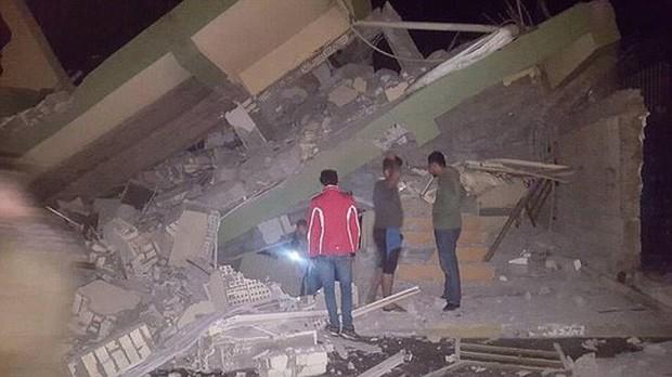 Động đất ở biên giới Iran - Iraq, hơn 361 người thương vong - Ảnh 6.