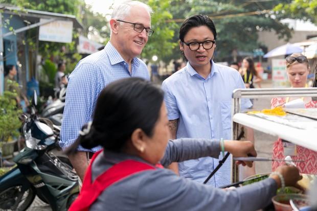 Niềm tự hào ẩm thực Việt: khi các vị nguyên thủ đến Việt Nam và chọn các món giản dị thế này - Ảnh 8.