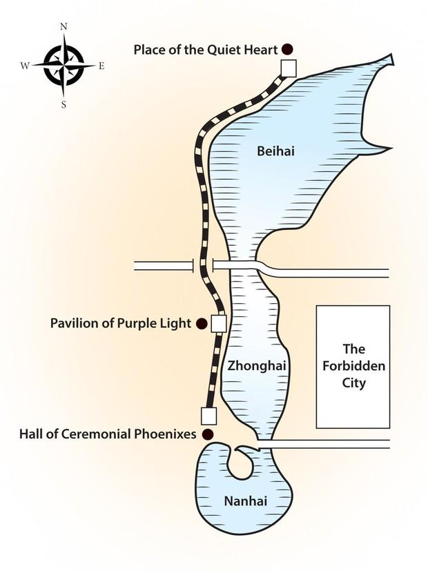 Cuộc sống xa hoa tột bậc của Từ Hy Thái Hậu: Ăn 120 sơn hào hải vị mỗi bữa, có riêng một tuyến đường sắt đi lại trong cung - Ảnh 6.