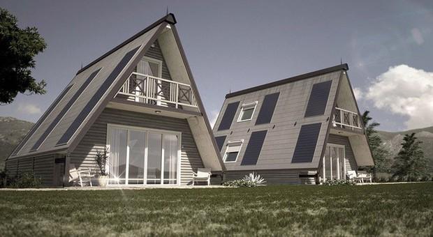 Kỳ diệu ngôi nhà chỉ mất 6 tiếng để xây dựng, thách thức cả động đất, gió bão - Ảnh 6.