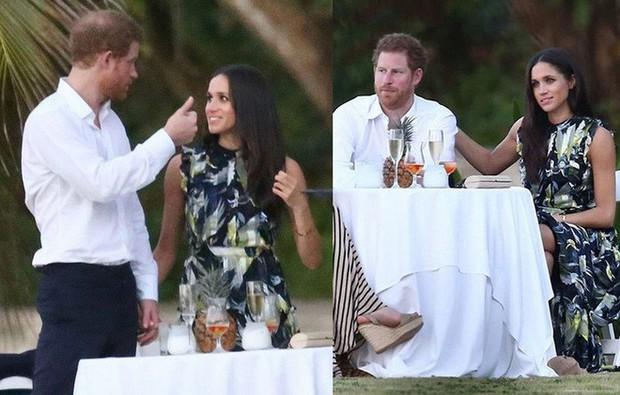 """Điểm lại những khoảnh khắc """"lịch sử"""" của mối tình cổ tích giữa hoàng tử Harry và hôn thê Meghan Markle - Ảnh 6."""