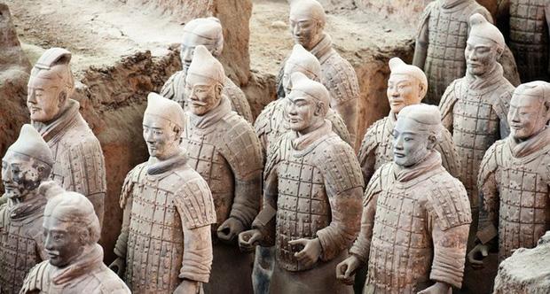Bí ẩn ít ai biết đến về gương mặt đội quân đất nung của Tần Thủy Hoàng - Ảnh 6.