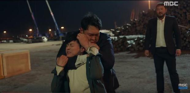 Two Cops: Hóa ra đây là cách để thoát xác Jo Jung Suk - Ảnh 8.
