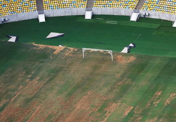 Mới chỉ hơn 6 tháng thôi mà các công trình Olympic Rio đã tan hoang như thế này - Ảnh 7.