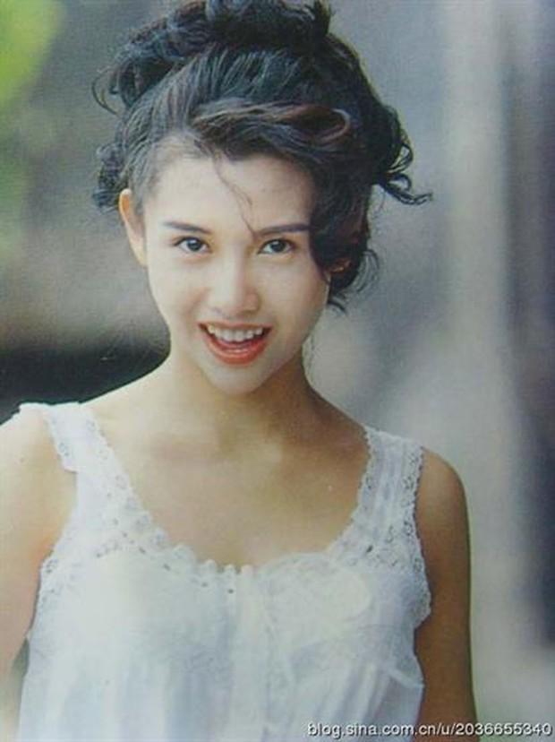 Nhan sắc của những mỹ nhân TVB thập niên 90: Chẳng cần photoshop vẫn đẹp đến nao lòng - Ảnh 7.