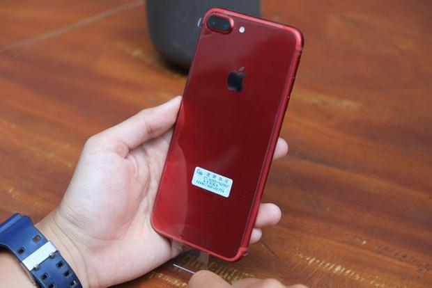 Mở hộp và trên tay iPhone 7 Plus đỏ đầu tiên tại Việt Nam, giá từ 25 triệu đồng - Ảnh 7.