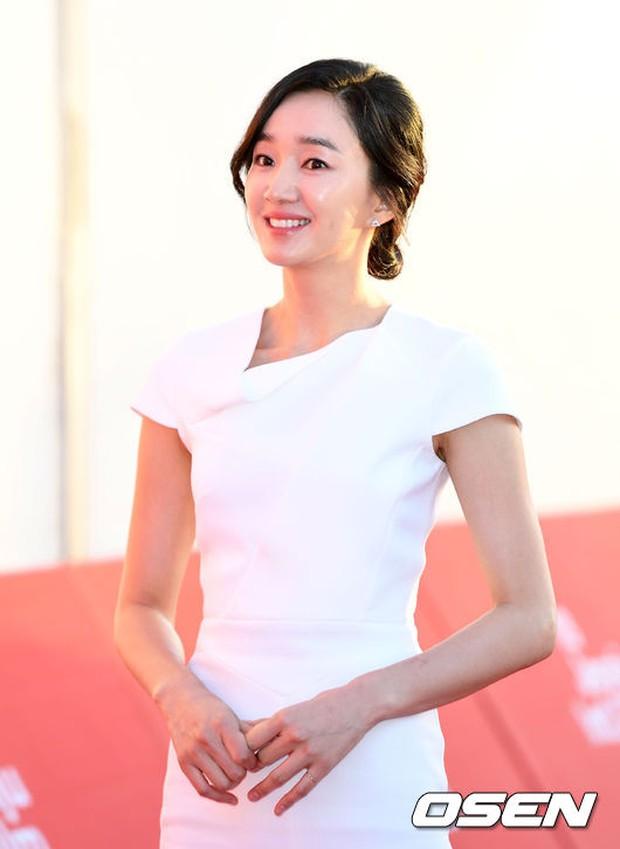 Thảm đỏ liên hoan phim quốc tế gây chú ý với màn đọ sắc của loạt mỹ nhân không tuổi đình đám xứ Hàn - Ảnh 7.