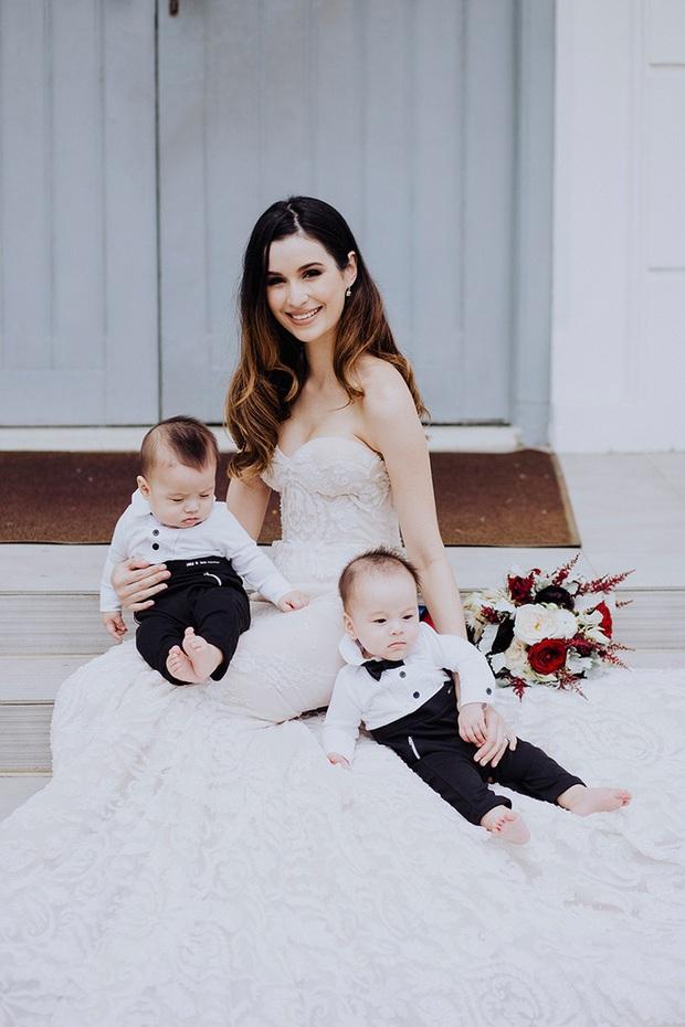 Mẹ bỉm sữa xinh đẹp nổi như cồn đã từng tổ chức cưới lần 2 như thế này đấy! - Ảnh 7.
