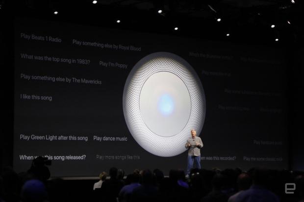 Apple ra mắt loa thông minh HomePod mà iFan nào cũng phải thèm muốn - Ảnh 2.