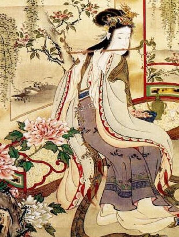 Ngã ngửa trước nhan sắc thật của cung tần mỹ nữ Trung Quốc xưa - Ảnh 7.