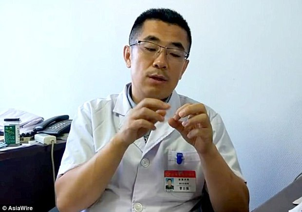 Trung Quốc: Nhét 15 kim khâu vào vùng kín để thỏa mãn, người đàn ông phải nhập viện trong tình trạng nguy kịch - Ảnh 3.