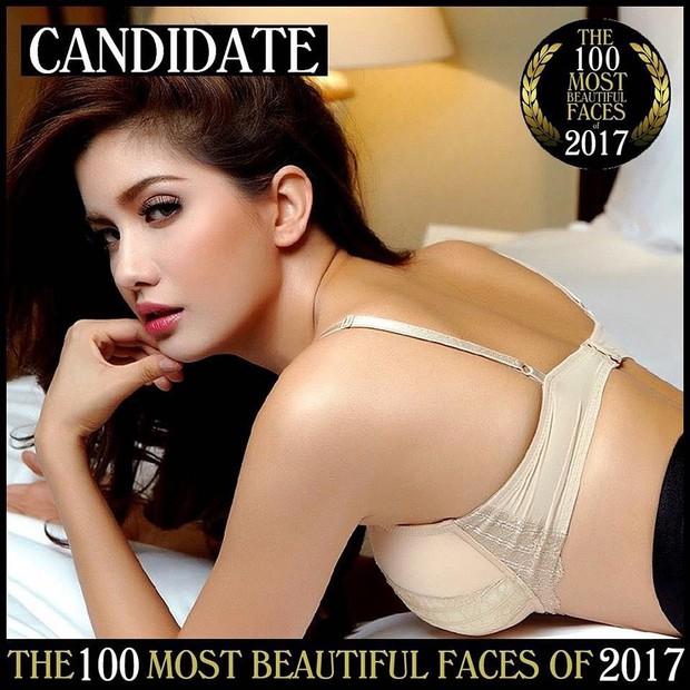 Em út Black Pink bất ngờ cùng dàn mỹ nhân Thái lọt danh sách đề cử Top 100 gương mặt đẹp nhất thế giới - Ảnh 7.