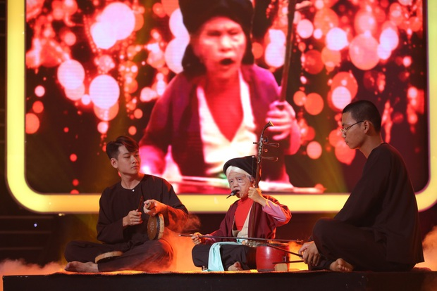 Ca nương nhỏ tuổi nhất Việt Nam gây choáng ngay tập mở màn Gương mặt thân quen nhí - Ảnh 3.