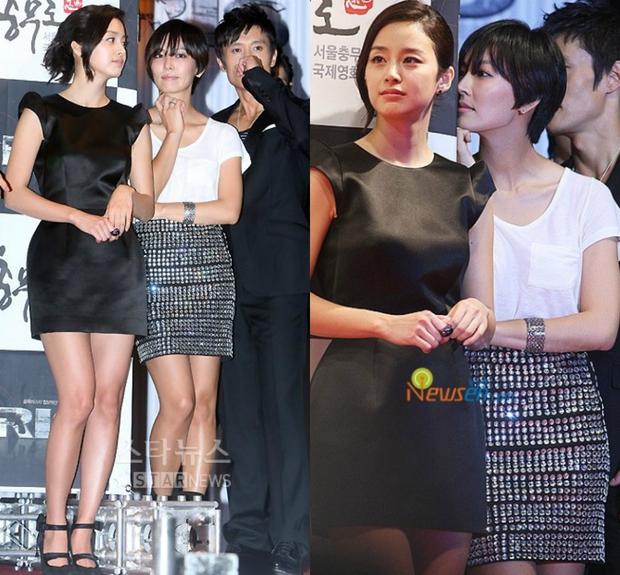 Là nữ thần sắc đẹp Hàn Quốc, Kim Tae Hee có bị lu mờ khi đứng cạnh các đại mỹ nhân khác? - Ảnh 15.