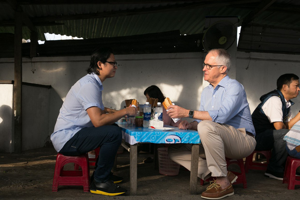 Niềm tự hào ẩm thực Việt: khi các vị nguyên thủ đến Việt Nam và chọn các món giản dị thế này - Ảnh 7.