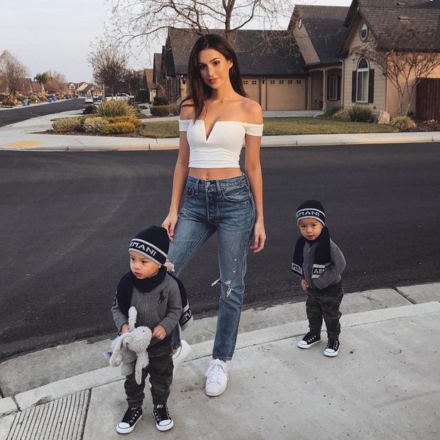Đẻ cả đàn con nhưng các bà mẹ này vẫn sở hữu vóc dáng nuột nà hơn cả gái còn son - Ảnh 7.