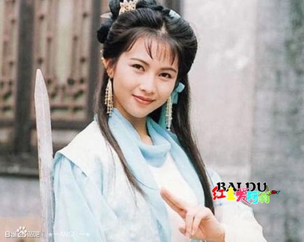 Nhan sắc của những mỹ nhân TVB thập niên 90: Chẳng cần photoshop vẫn đẹp đến nao lòng - Ảnh 8.