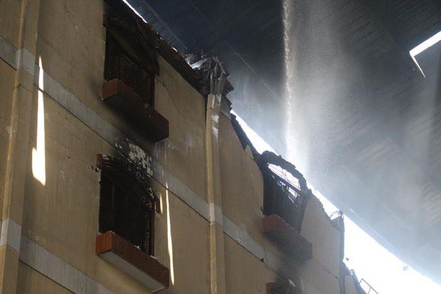 Hình ảnh tan hoang sau vụ cháy suốt 24 giờ ở Cần Thơ - Ảnh 8.