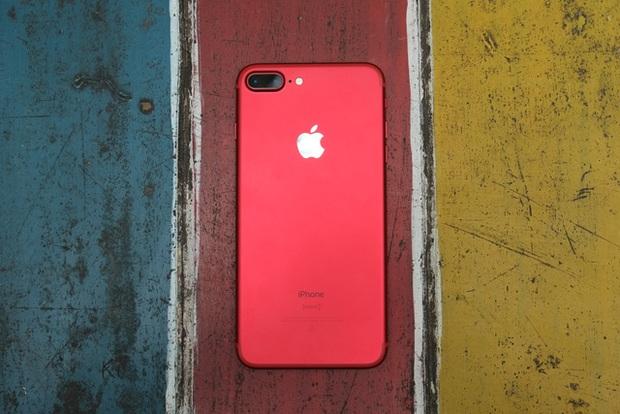 Mở hộp và trên tay iPhone 7 Plus đỏ đầu tiên tại Việt Nam, giá từ 25 triệu đồng - Ảnh 8.