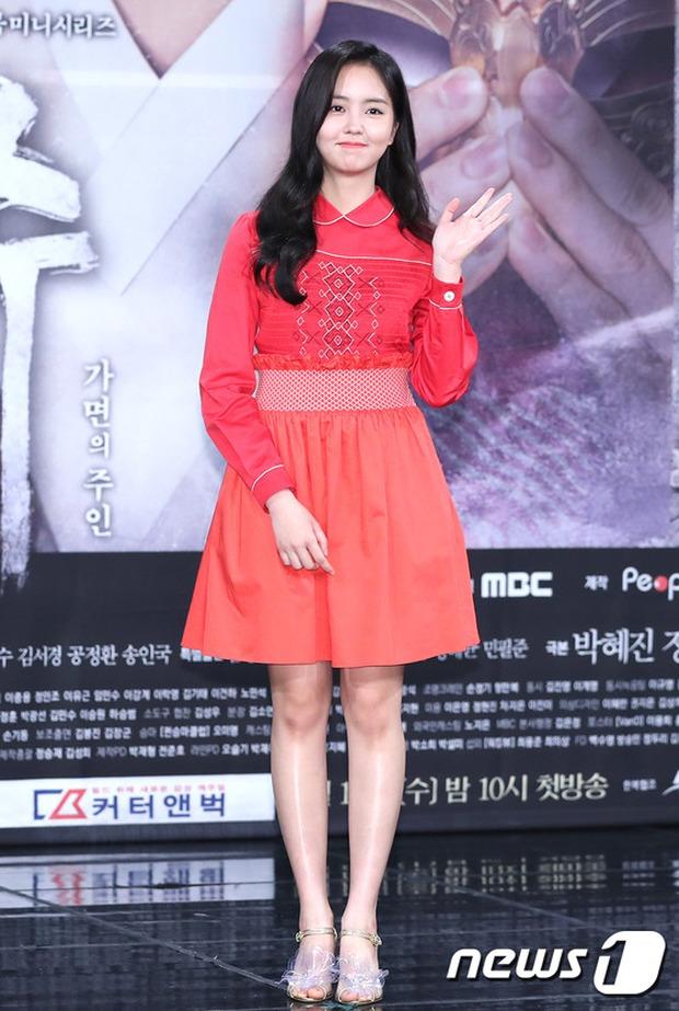 Yoo Seung Ho và L đứng cạnh nhau thôi cũng khiến fan đau đầu, Kim So Hyun mặt tròn vẫn xinh - Ảnh 8.