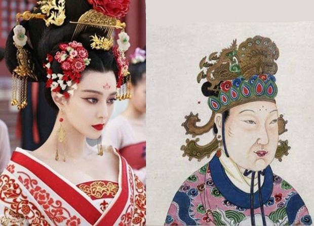 Ngã ngửa trước nhan sắc thật của cung tần mỹ nữ Trung Quốc xưa - Ảnh 8.