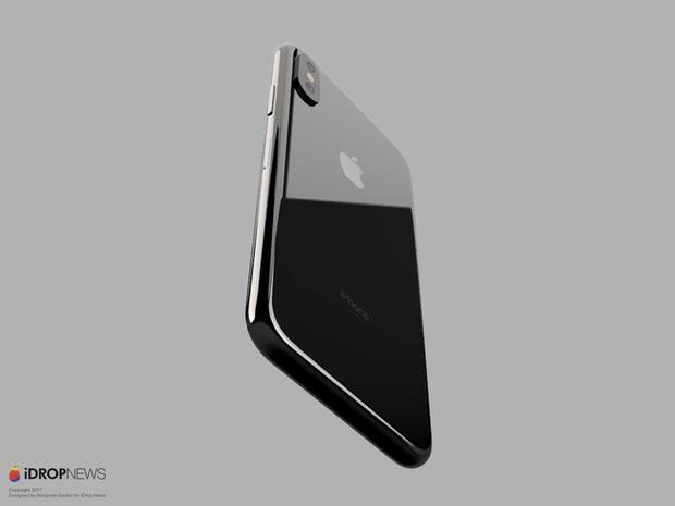 Mãn nhãn với iOS 11 chạy trên iPhone 8 được dựng lại từ tin đồn - Ảnh 8.