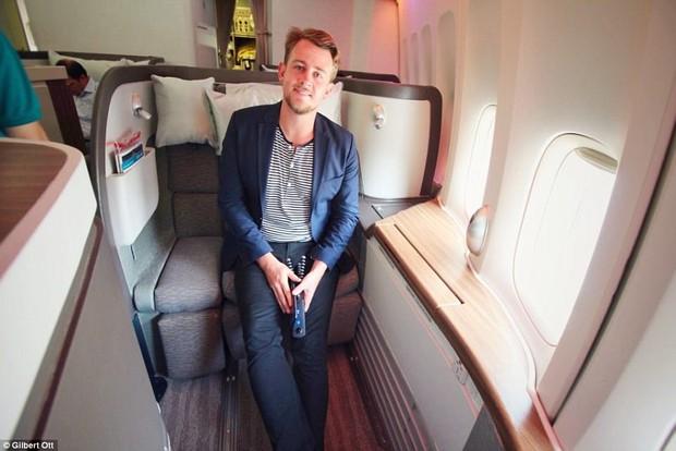 Tiết lộ của chuyên gia đi máy bay sang chảnh: Bí quyết để lúc nào cũng được ngồi khoang hạng sang - Ảnh 2.