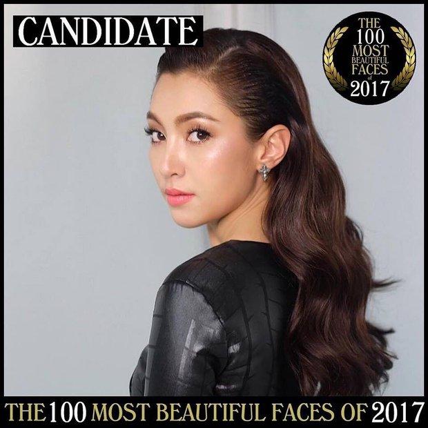 Em út Black Pink bất ngờ cùng dàn mỹ nhân Thái lọt danh sách đề cử Top 100 gương mặt đẹp nhất thế giới - Ảnh 8.