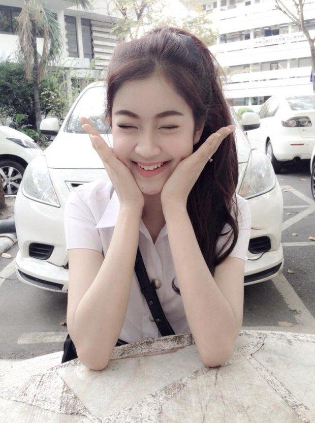 Điểm mặt 10 hot girl của Thái Lan không cần sexy vẫn thu hút mọi ánh nhìn - Ảnh 8.