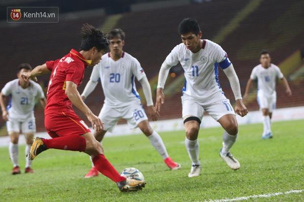 Công Phượng ghi bàn đẳng cấp, U22 Việt Nam lại thắng tưng bừng - Ảnh 5.