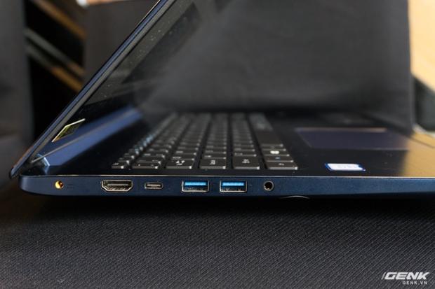 Acer trình làng laptop Swift 3 chạy vi xử lý Core I thế hệ thứ 8 đầu tiên về Việt Nam, giá 16,99 triệu đồng - Ảnh 8.