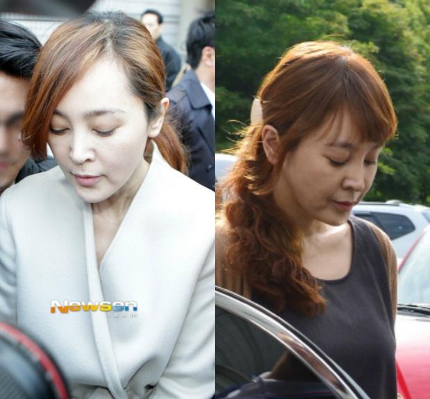 Trớ trêu loạt mỹ nhân U50 xứ Hàn: Sao nữ hạng A lão hóa quá nhanh, sao kém tên tuổi ngày càng rực rỡ - Ảnh 8.