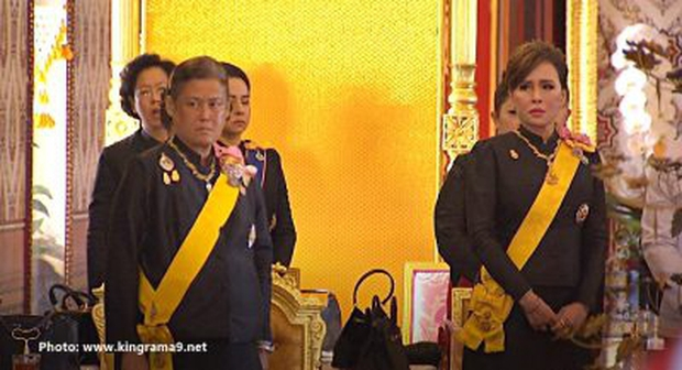Thái Lan: Quân đội nấu ăn cho người dân đến viếng Quốc vương - Ảnh 8.