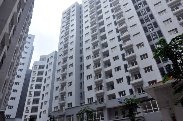 Hà Nội: Nhiều chung cư bỏ hoang cả chục năm khiến người dân nuối tiếc - Ảnh 8.